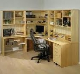 Wood Home Office Furniture